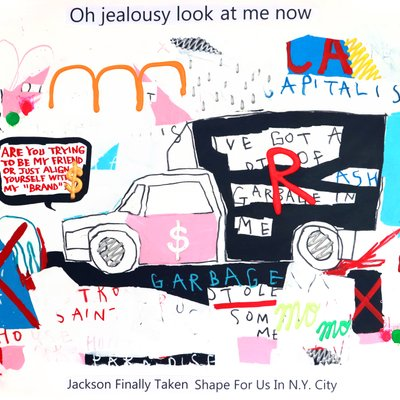 [A0540-0183] Oh jealousy look at me now 13