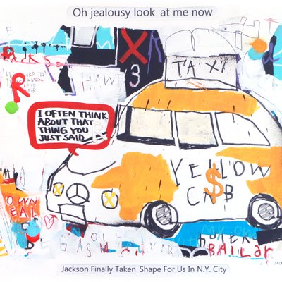 [A0540-0188] Oh jealousy look at me now 17