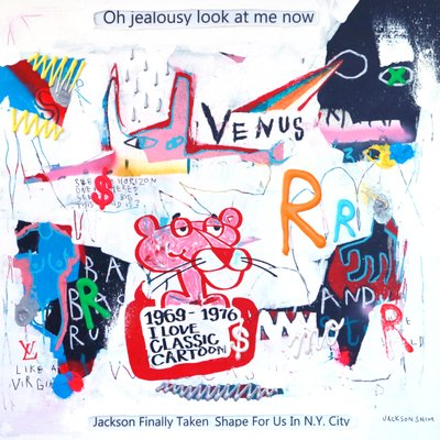 [A0540-0199] Oh jealousy look at me now 25