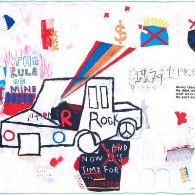 [A0540-0204] Rainbow Rock Rollin 4