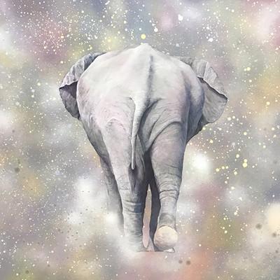 [A0541-0005] Elephant Dance