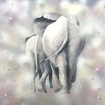 [A0541-0041] Elephant Dance