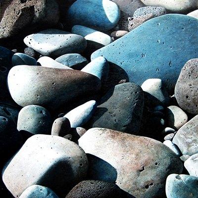 [A0547-0003] jeju stone huddling_No7