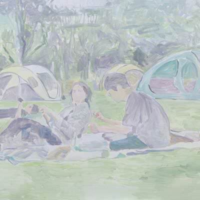 [A0555-0035] Le D?jeuner sur l'herbe