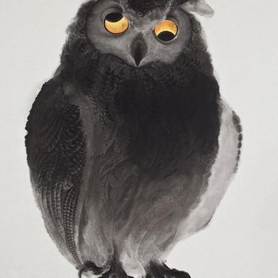 [A0558-0008] Owl Ⅱ