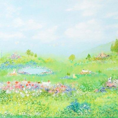 [A0565-0021] 꽃길을 함께