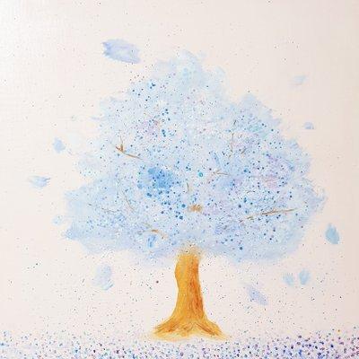 [A0565-0032] 별나무