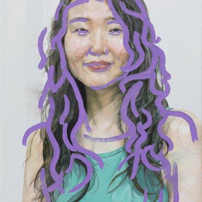 [A0577-0013] 그리기(Portrait)