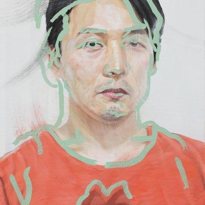 [A0577-0016] 그리기(Portrait)