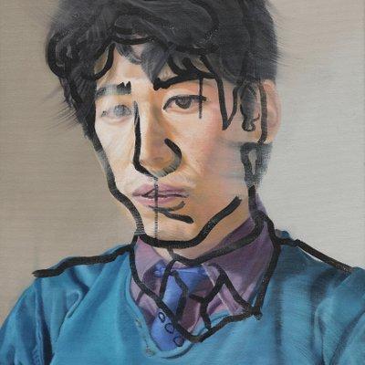 [A0577-0024] 그리기(Portrait)