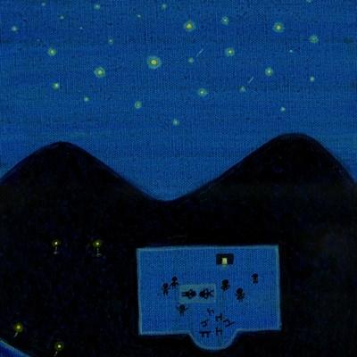[A0579-0012] 별 기다리는 밤