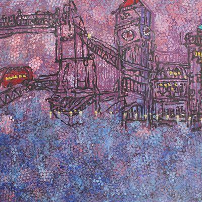 [A0580-0004] Tower Bridge