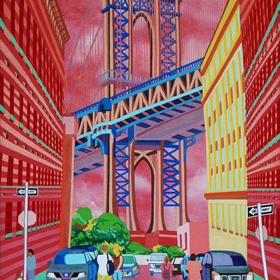 [A0581-0007] Manhattan Bridge