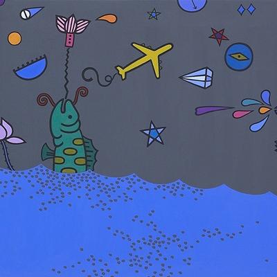 [A0584-0020] 바다만세