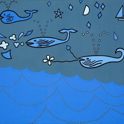 [A0584-0031] 고래의꿈