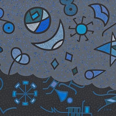 [A0584-0084] 밤으로의 여행