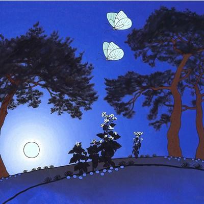 [A0584-0153] 달빛유희
