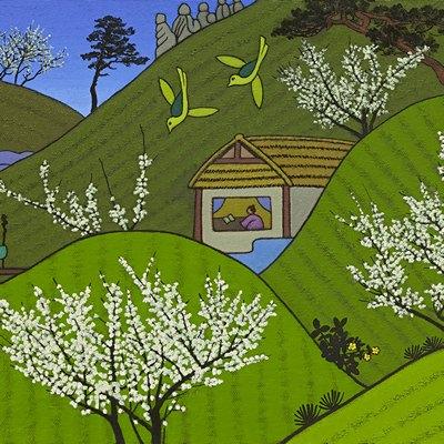 [A0584-0197] 매화마을