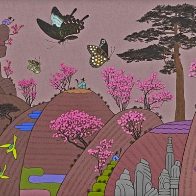 [A0584-0215] 봄나들이