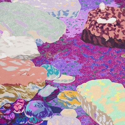 [A0587-0004] 색조,休(휴)의 숲2(Hue Forest2)