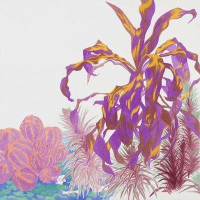 [A0587-0008] 색조,休의 숲5(Hue Forest5)