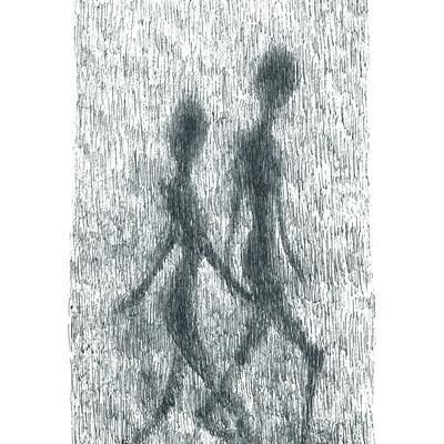 [A0592-0013] 미완성 연인들 #4