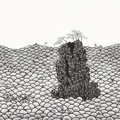 [A0592-0029] 더미 산수화 #15 (Dummy Landscape #15)