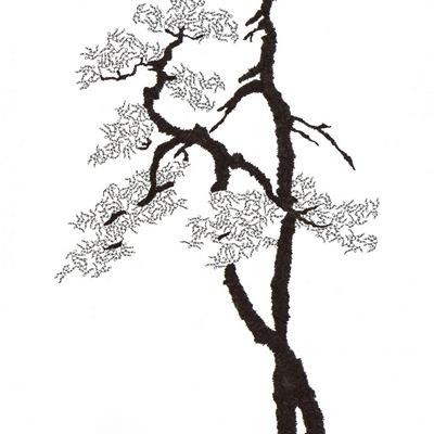 [A0592-0032] 더미 소나무 #5 (Pine Dummy #5)