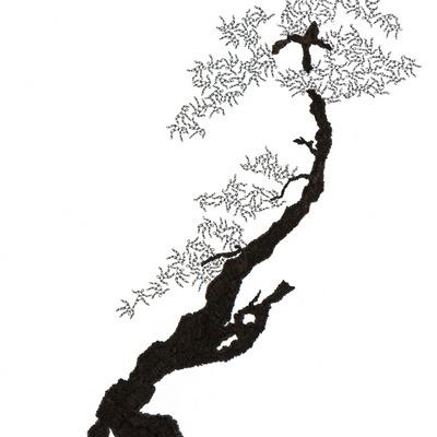 [A0592-0042] 더미 소나무 #23 (Pine Dummy #23)