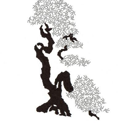[A0592-0045] 더미 소나무 #27 (Pine Dummy #27)