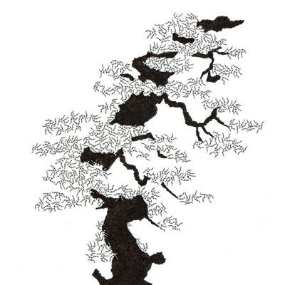 [A0592-0046] 더미 소나무 #28 (Pine Dummy #28)