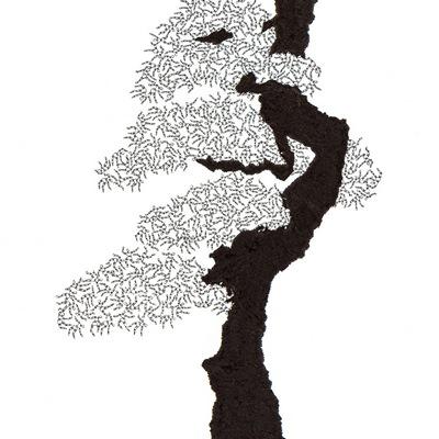 [A0592-0047] 더미 소나무 #29 (Pine Dummy #29)