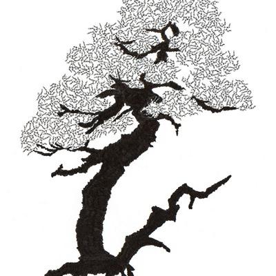 [A0592-0050] 더미 소나무 #33 (Pine Dummy #33)