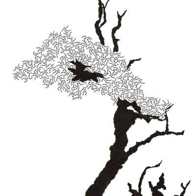 [A0592-0064] 더미 소나무 #54 (Pine Dummy #54)