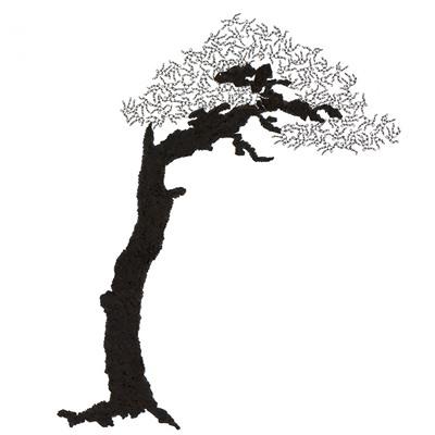[A0592-0066] 더미 소나무 #57 (Pine Dummy #57)