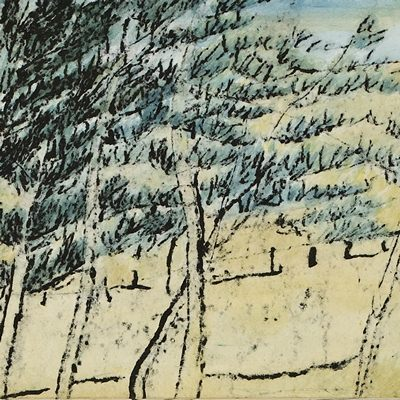 [A0596-0012] 풍경