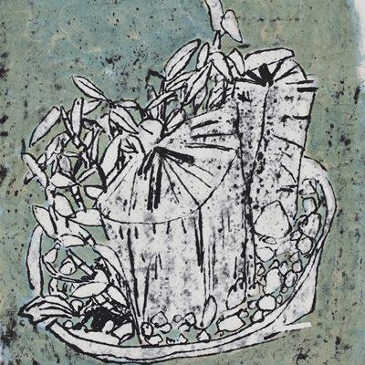[A0596-0031] 화초