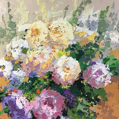 [A0606-0085] 꽃
