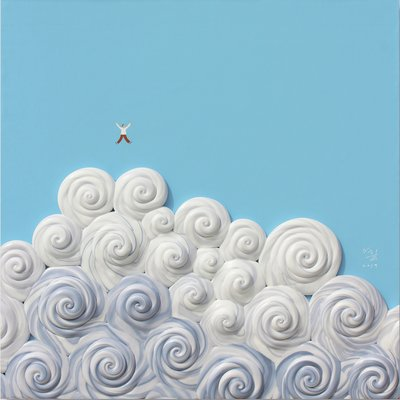 [A0611-0070] 가는 구름아, 너는 나의 꿈 Going Cloud, You are My Dream