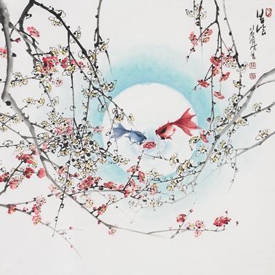 [A0612-0033] 호기심-月梅(월매)2