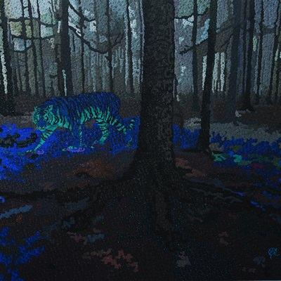 [A0617-0016] Dark Forest