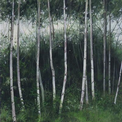 [A0621-0017] 숲의 향기1