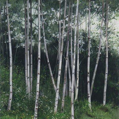 [A0621-0018] 숲의 향기2