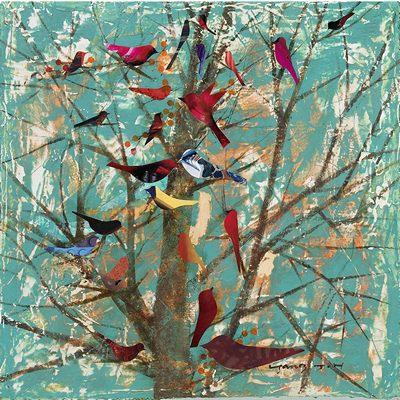 [A0621-0038] song birds2