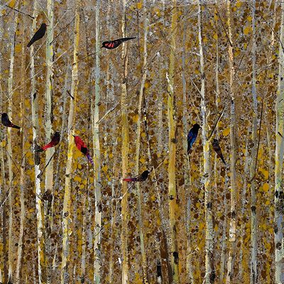 [A0621-0088] song birds2