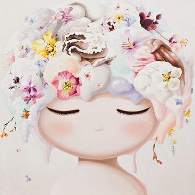 [A0627-0017] Sweet sweet girl