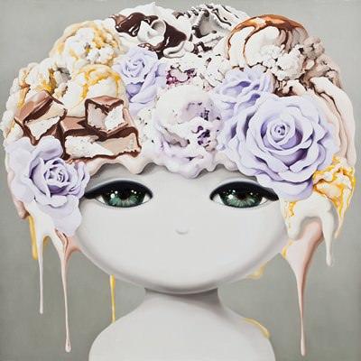 [A0627-0021] Sweet sweet girl