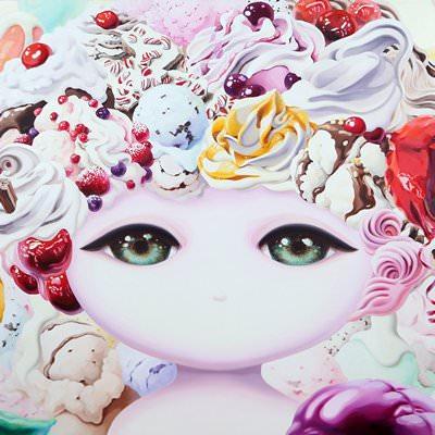 [A0627-0023] Sweet sweet girl