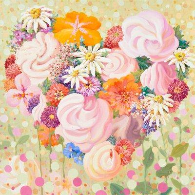 """[A0627-0052] """"Blossom"""""""