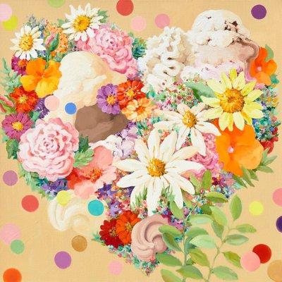 """[A0627-0053] """"Blossom"""""""